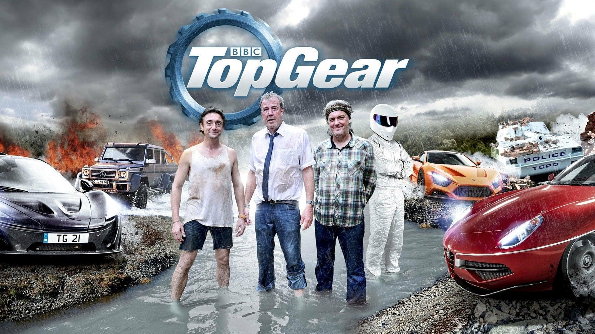 Top Gear Season 29 Episode 1