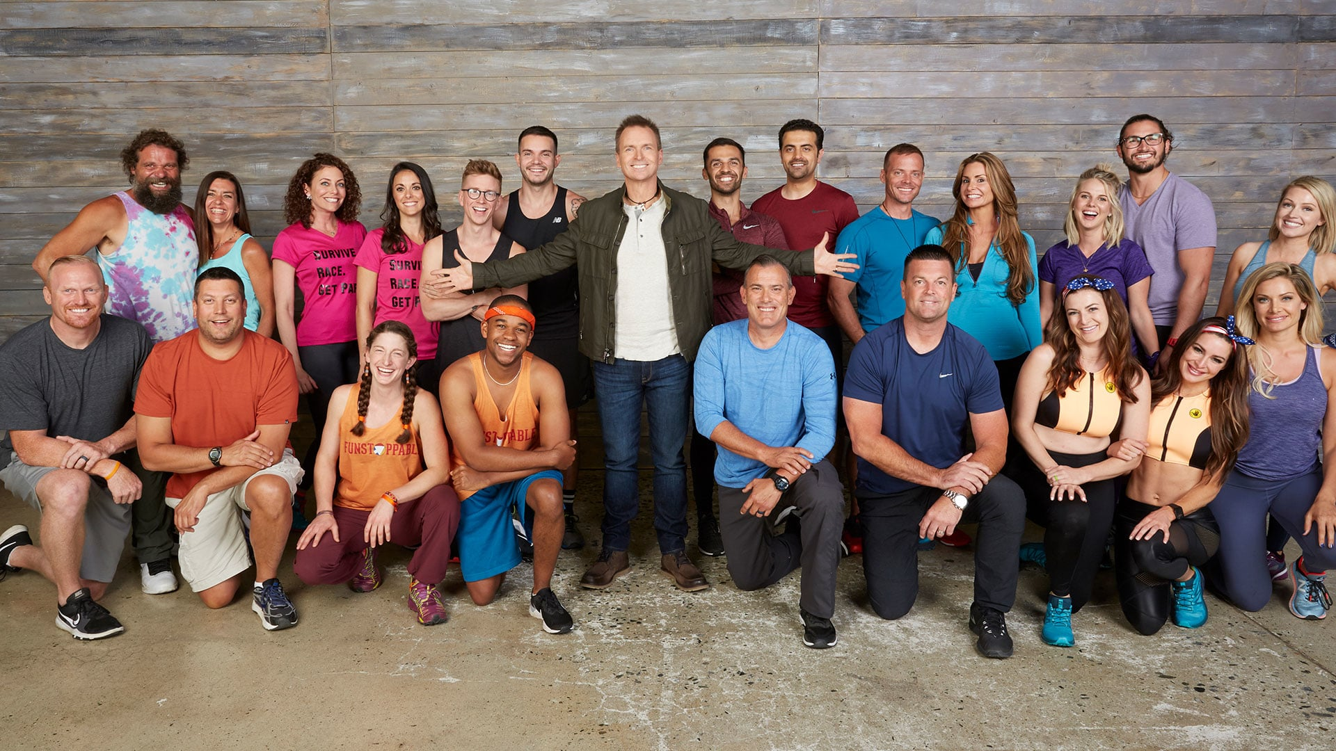 The Amazing Race Season 32 Episode 1