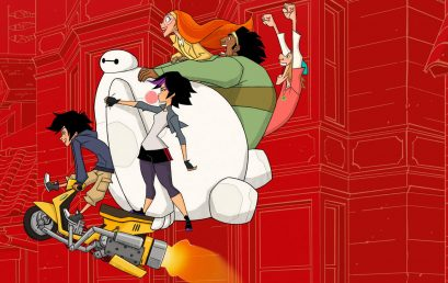 Big Hero 6 The Series Season 3 Episode 8