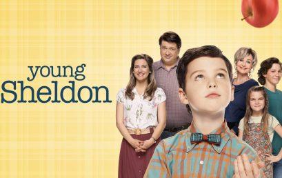 Young Sheldon Season 4 Episode 1