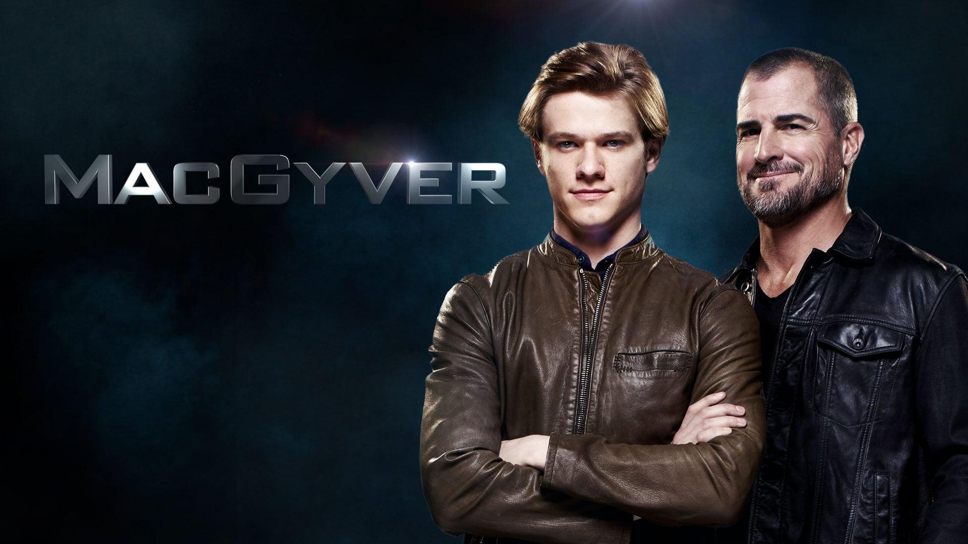 MacGyver Season 5 Episode 1